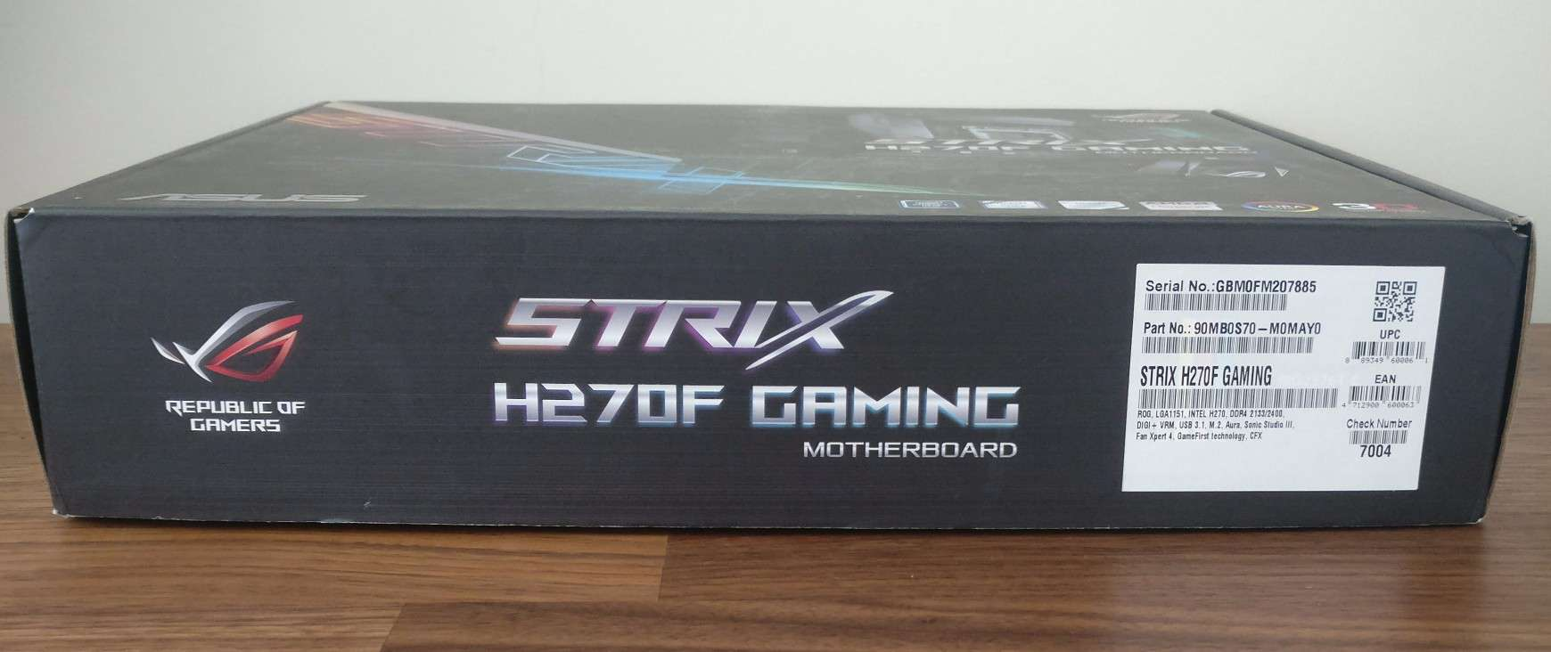 Asus-Strix-Motherboard-Photos-04 Asus Strix H270F ROG Gaming Motherboard Review