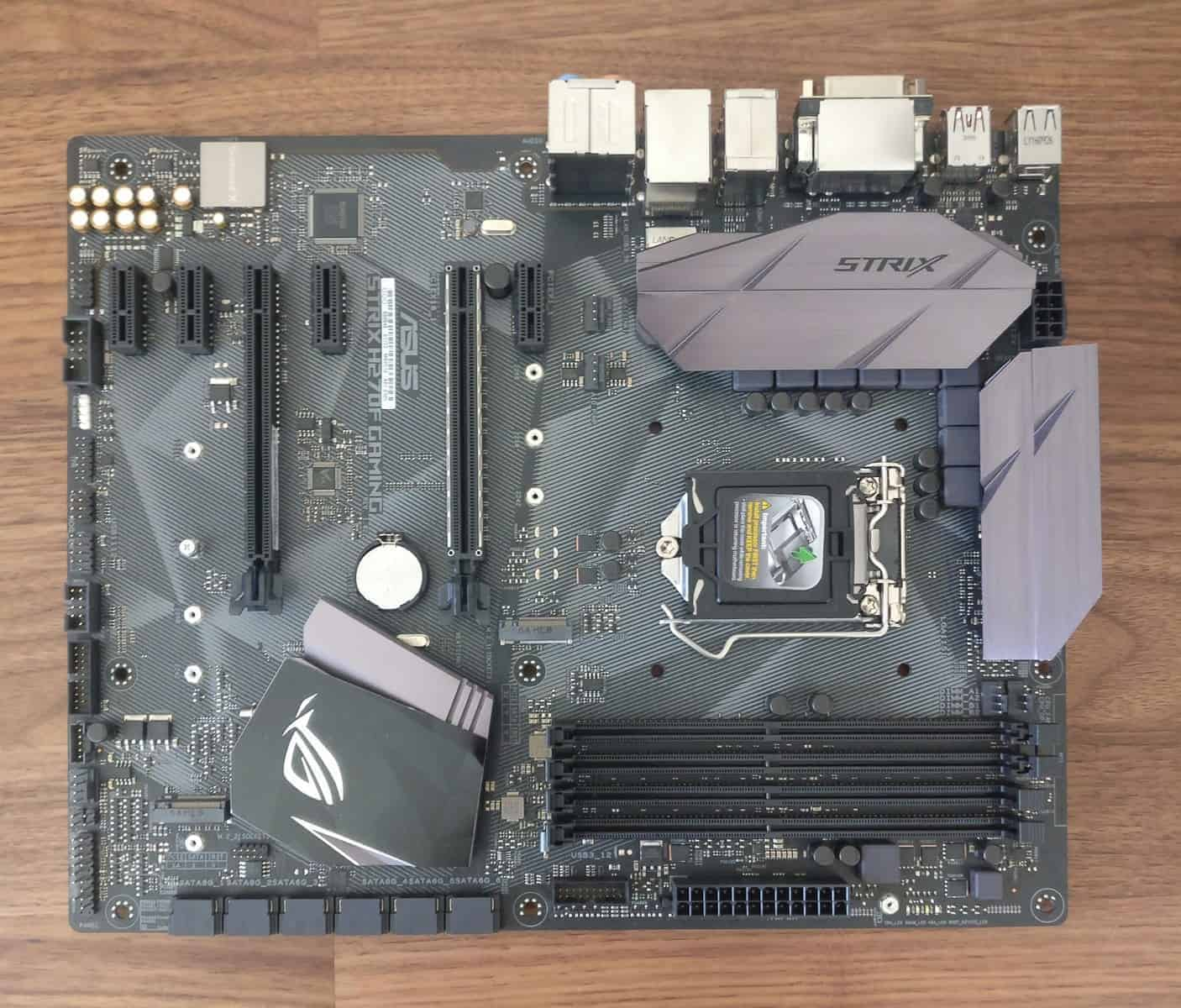 Asus-Strix-Motherboard-Photos-17 Asus Strix H270F ROG Gaming Motherboard Review