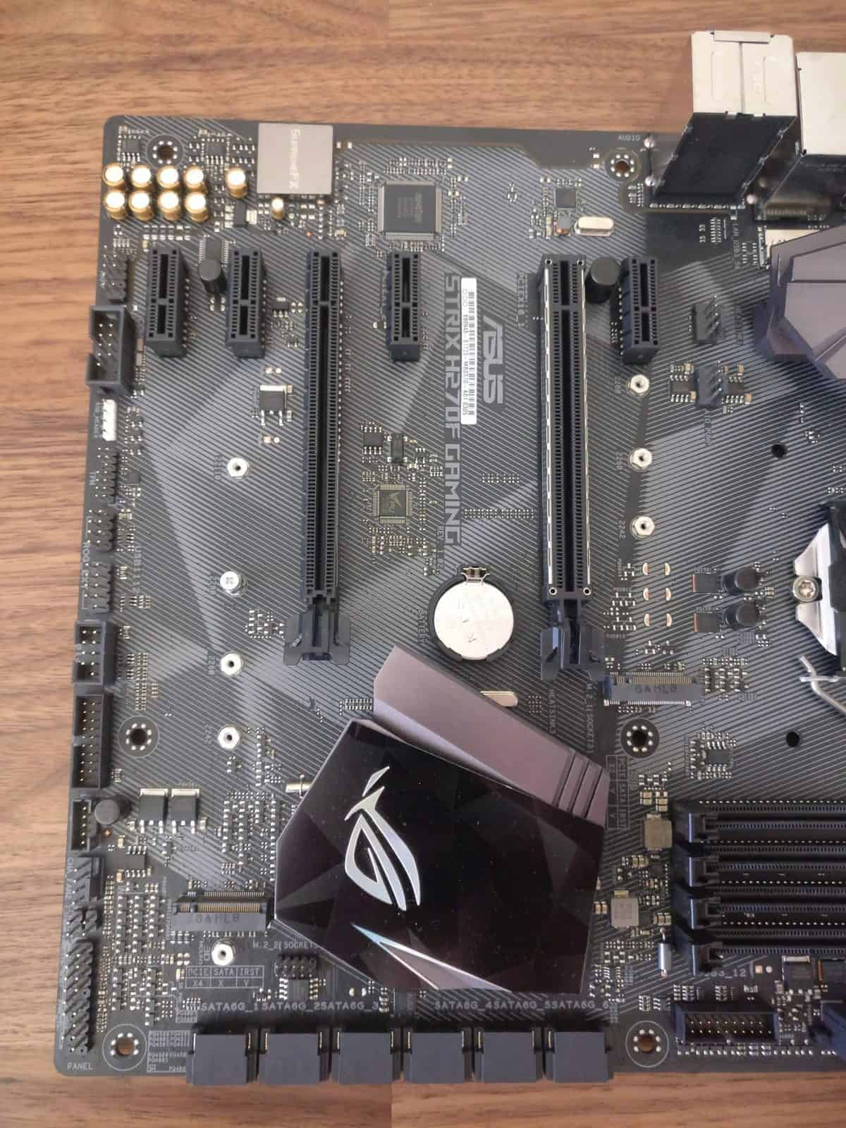 Asus-Strix-Motherboard-Photos-21 Asus Strix H270F ROG Gaming Motherboard Review