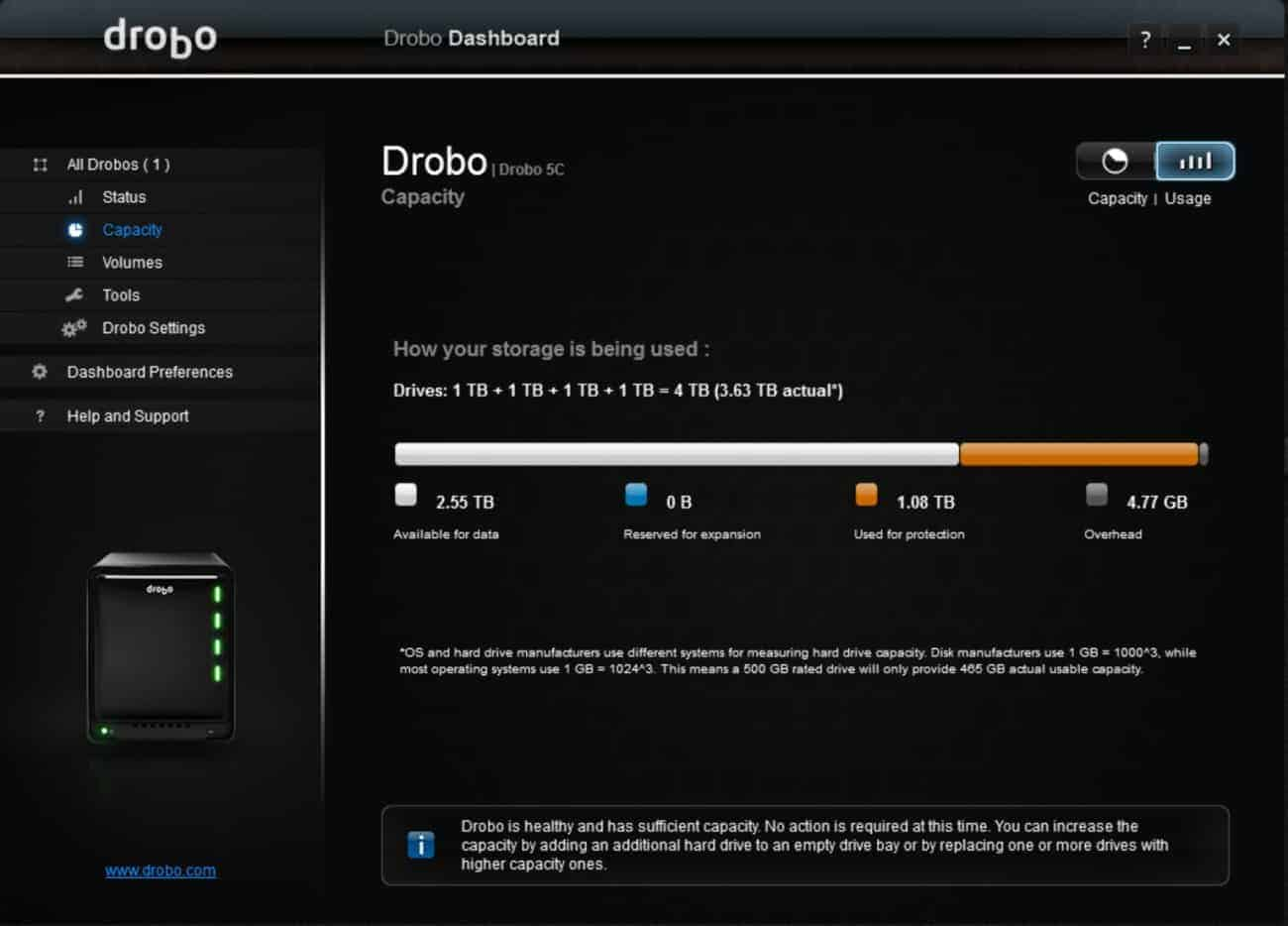 Drobo-5C-Photos-03 Drobo 5C DAS Review