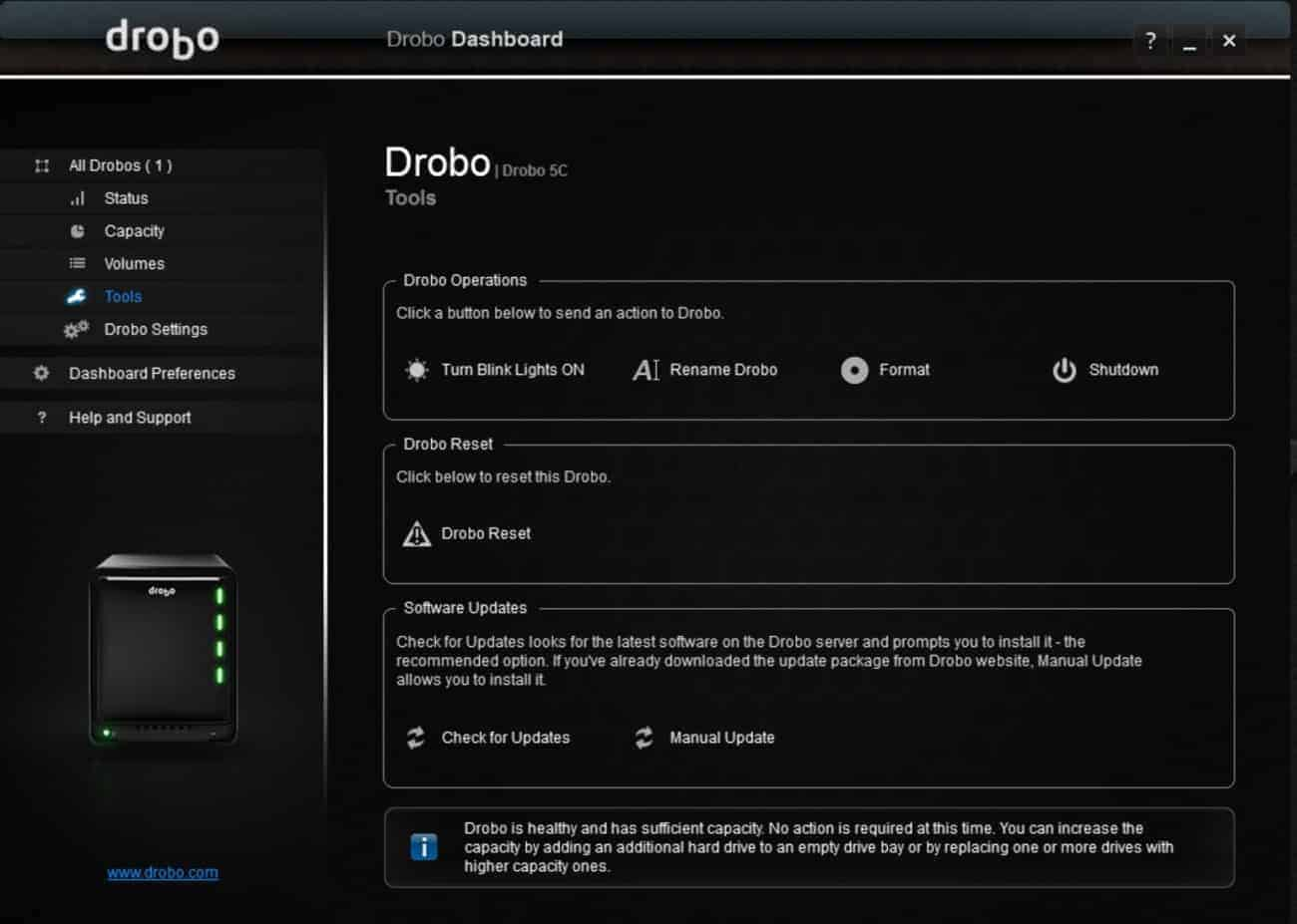 Drobo-5C-Photos-04 Drobo 5C DAS Review