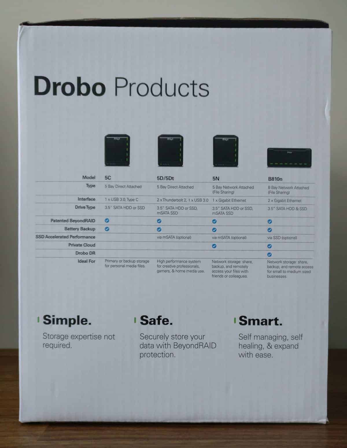 Drobo-5C-Photos-10 Drobo 5C DAS Review