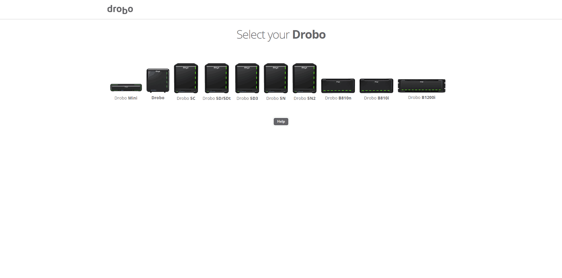 Drobo-5N2-Setup02 Drobo 5N2 5-Bay NAS Review