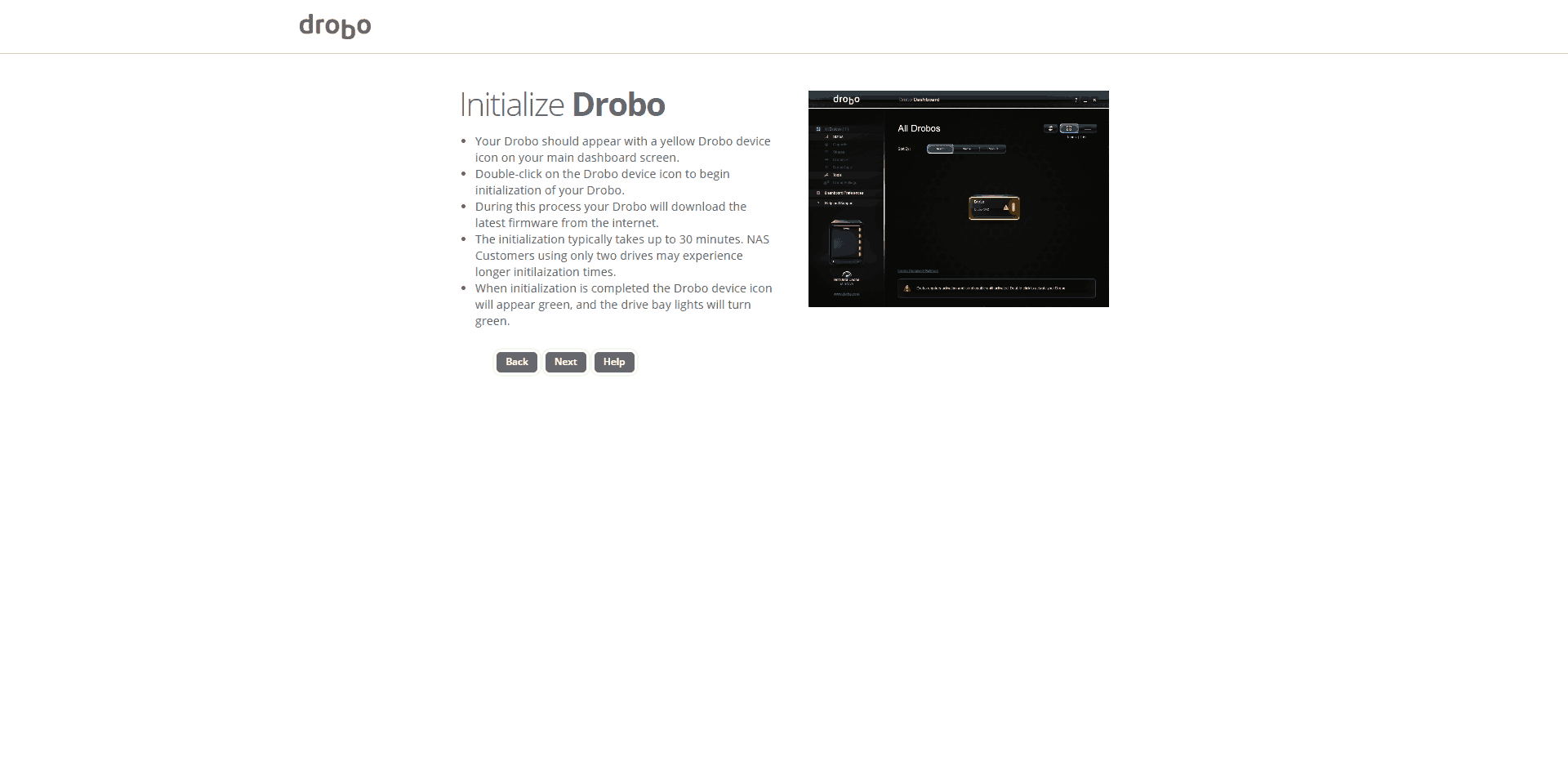 Drobo-5N2-Setup10 Drobo 5N2 5-Bay NAS Review