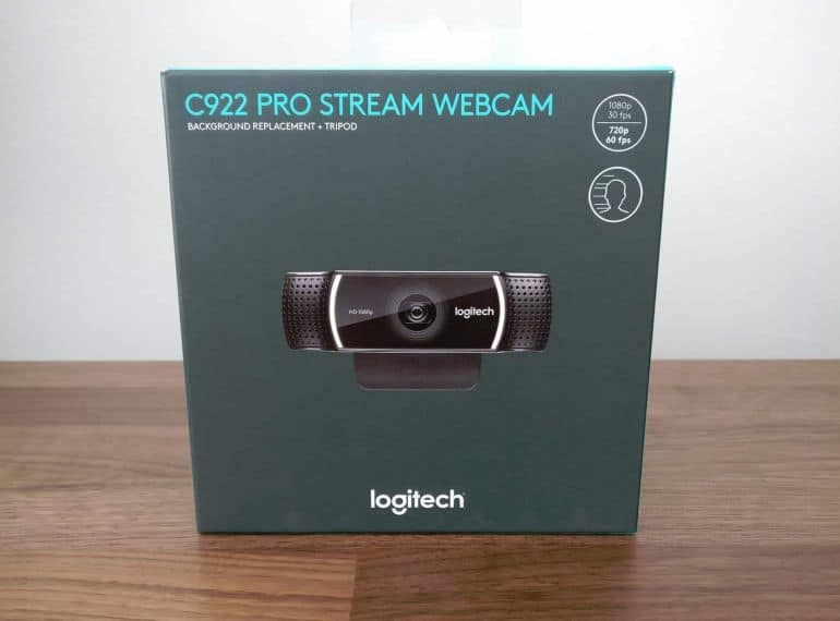 5689a31ec2f Logitech C922 Pro Streaming Camera Review | The Streaming Blog