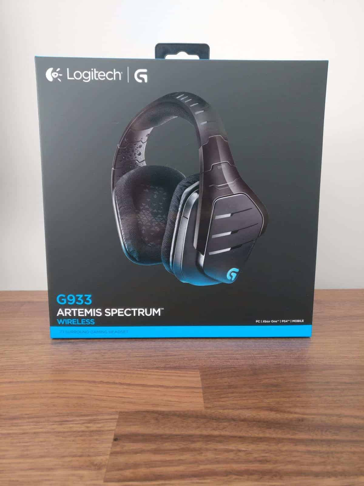 Logitech G933 Gaming Headset Review The Streaming Blog