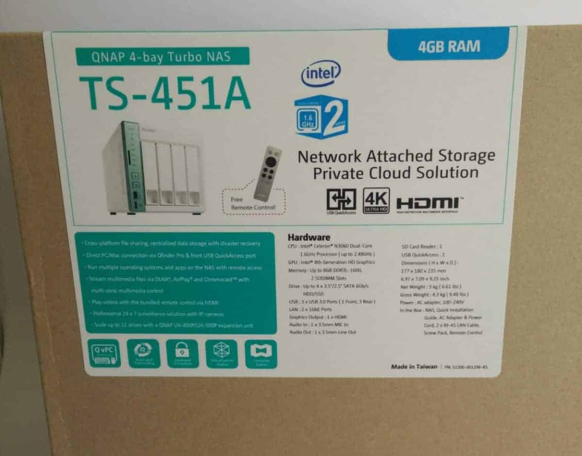 QNAP-TS-451A-Photos-02 QNAP TS-451A NAS Review