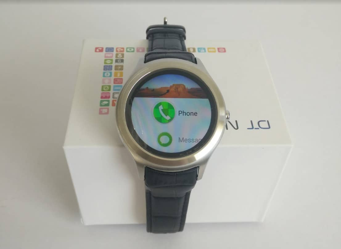 No.1-D5_-photo01 No.1 D5+ Android Smart Watch Review