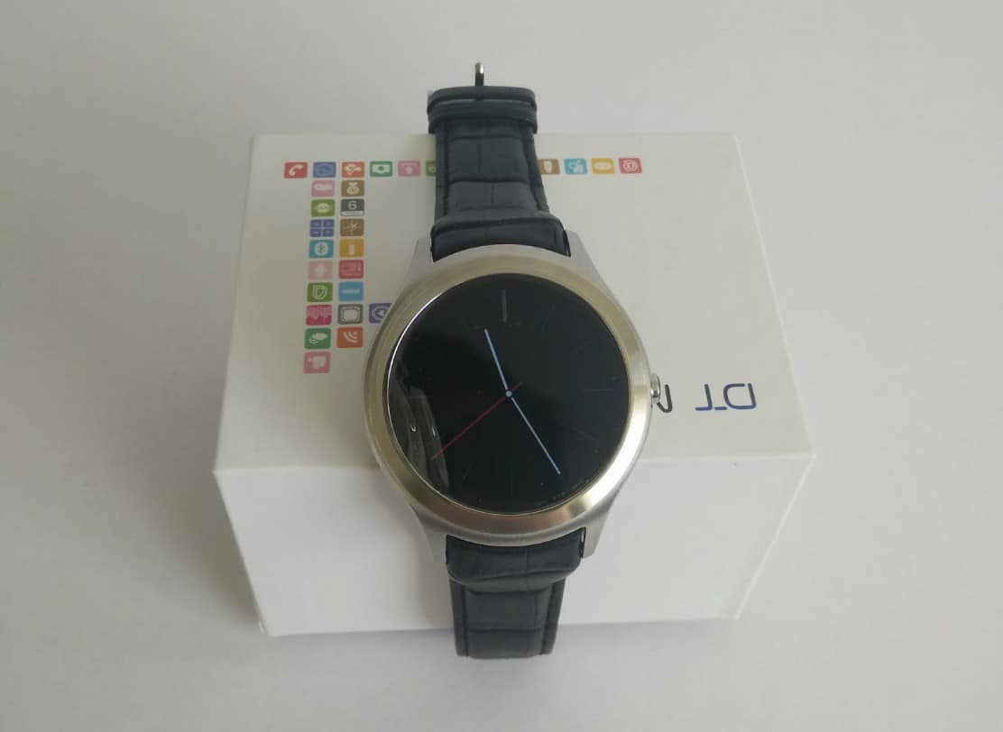 No.1-D5_-photo02 No.1 D5+ Android Smart Watch Review