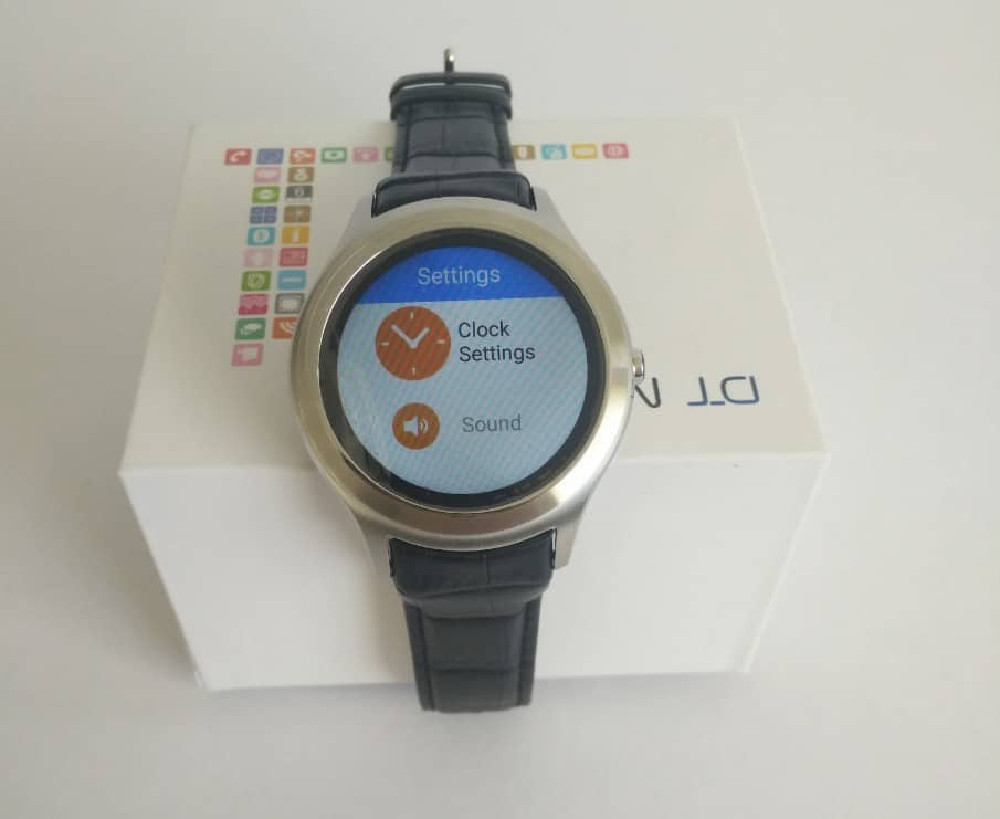 No.1-D5_-photo11 No.1 D5+ Android Smart Watch Review