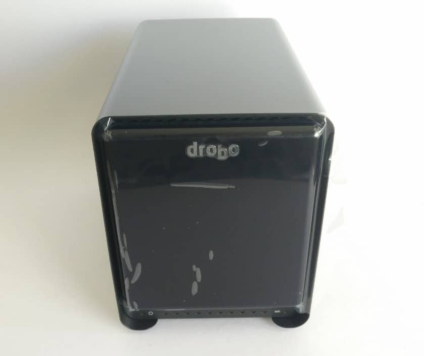 drobo7 Drobo 5N 5 Bay NAS Review