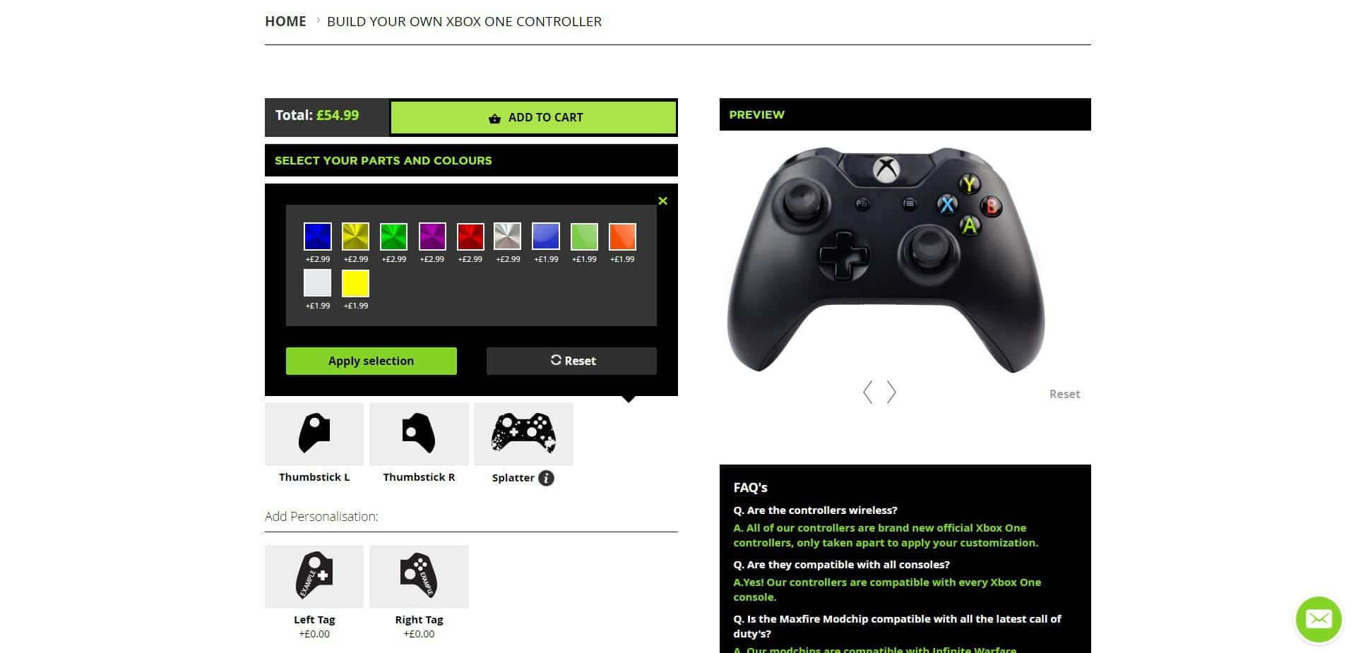 dpad Controller Modz Modded Xbox One Controller Review