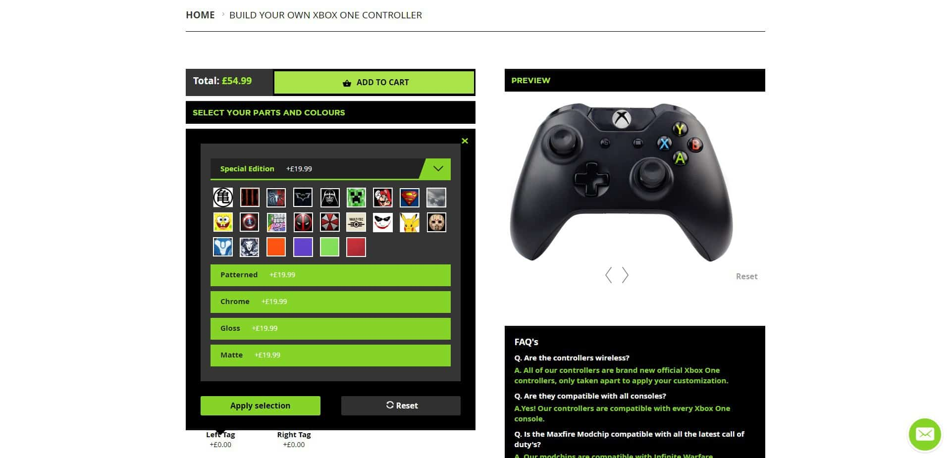 shell Controller Modz Modded Xbox One Controller Review