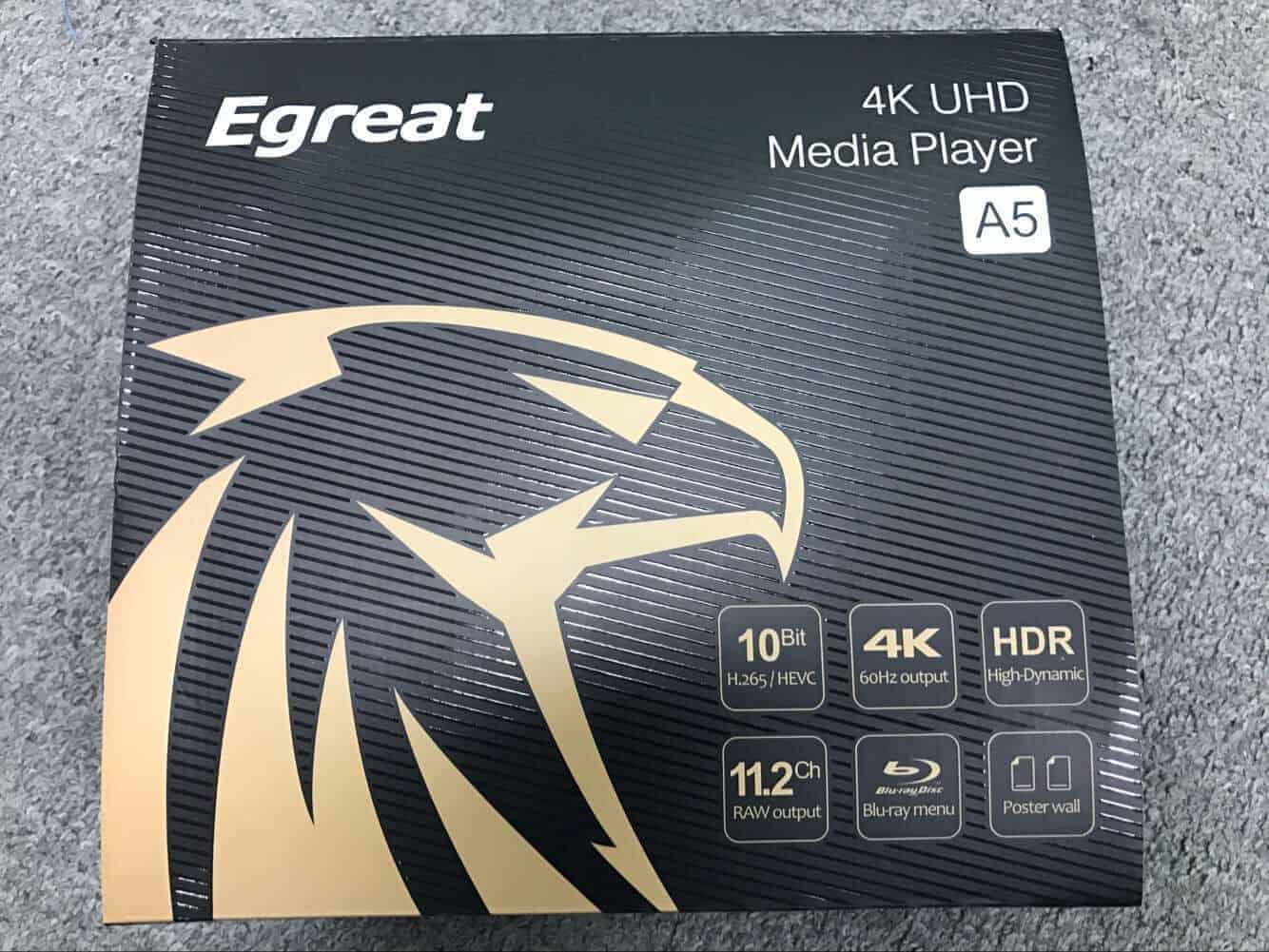 A5-1 Egreat A5 Review