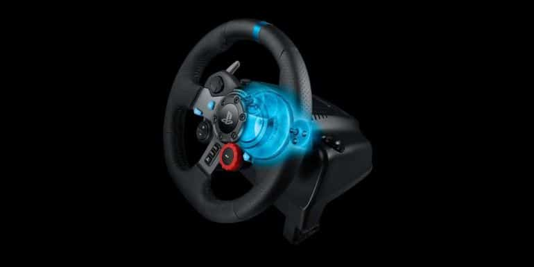 Logitech G29 Driving Force Review - The Streaming Blog