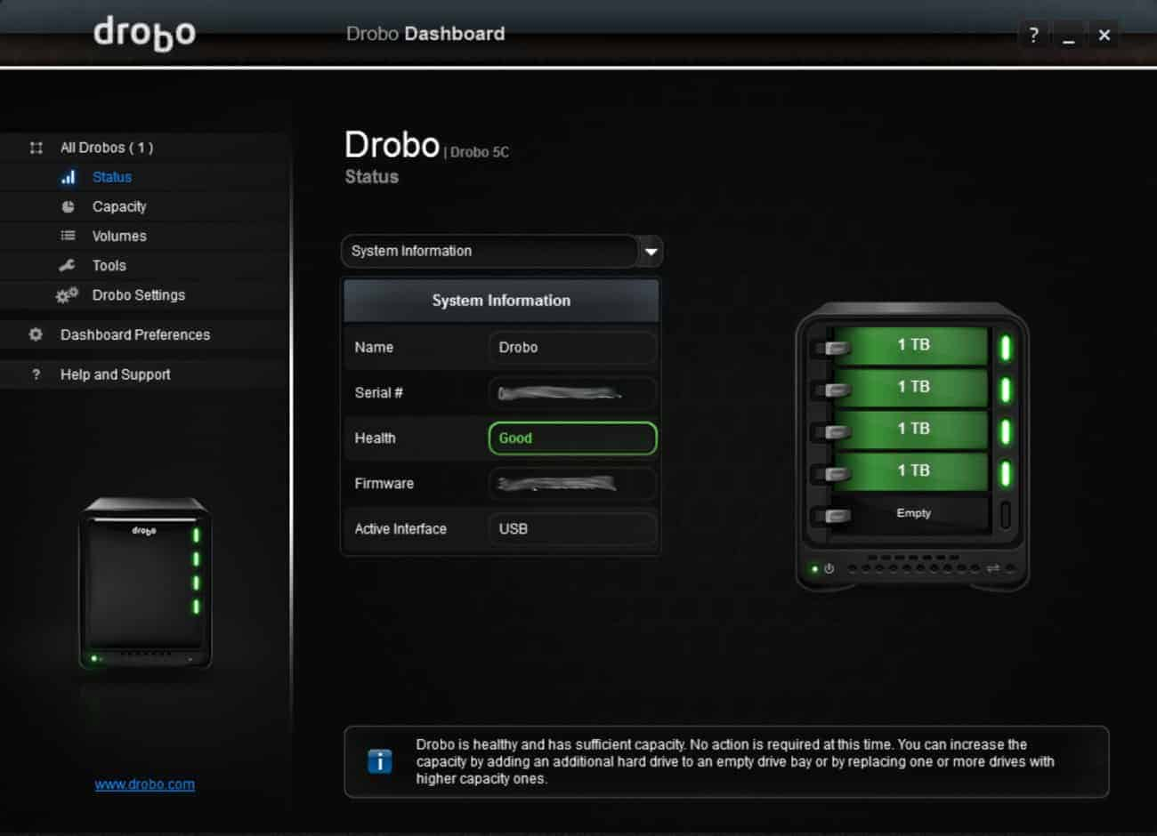 Drobo-5C-Photos-01a Drobo 5C DAS Review