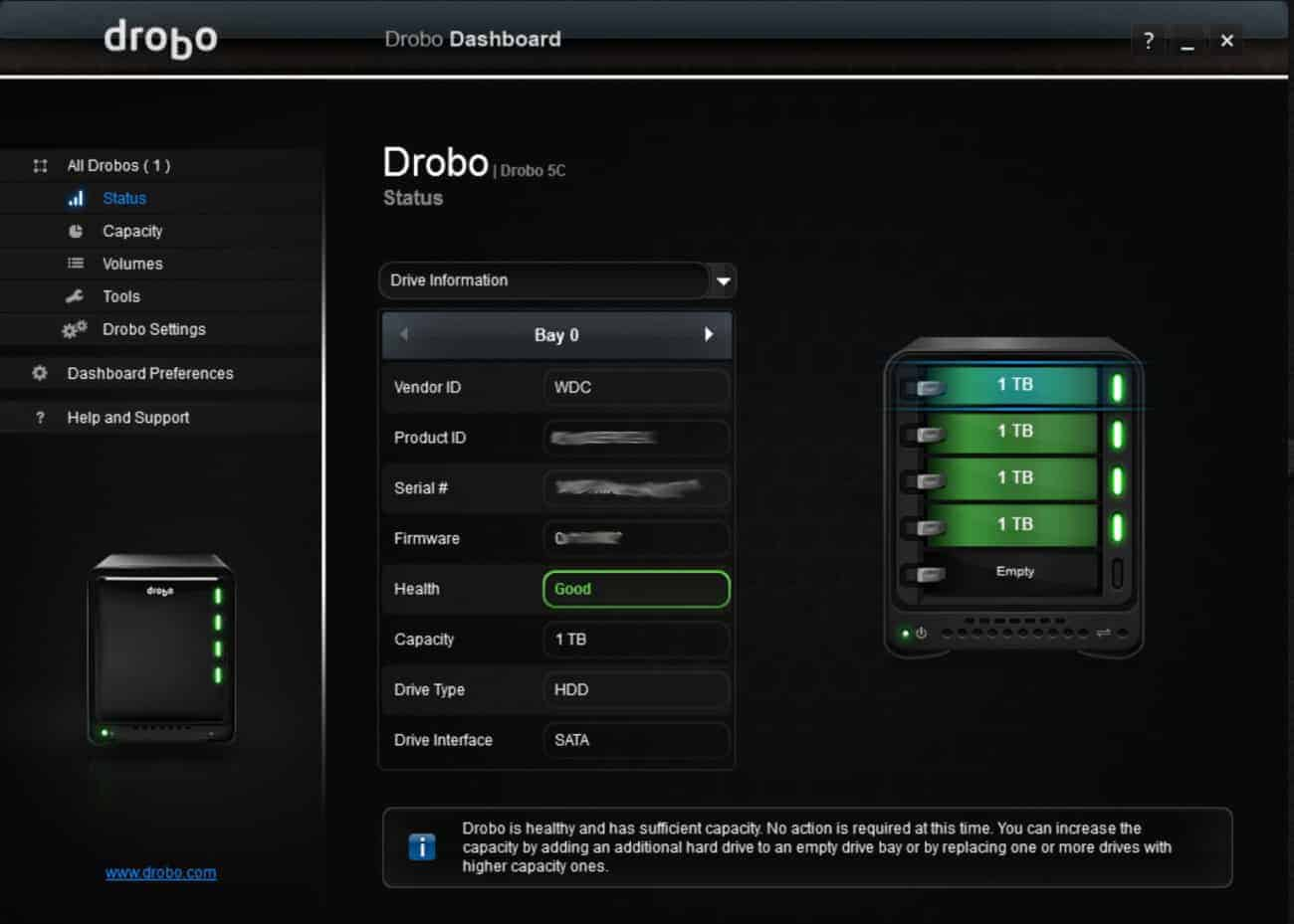 Drobo-5C-Photos-02a Drobo 5C DAS Review