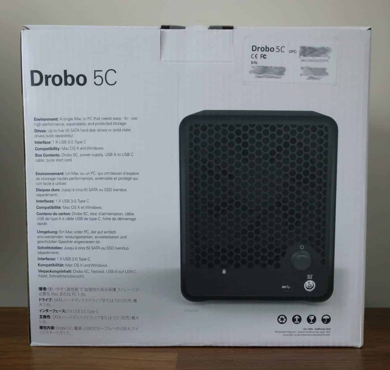 Drobo-5C-Photos-09a Drobo 5C DAS Review