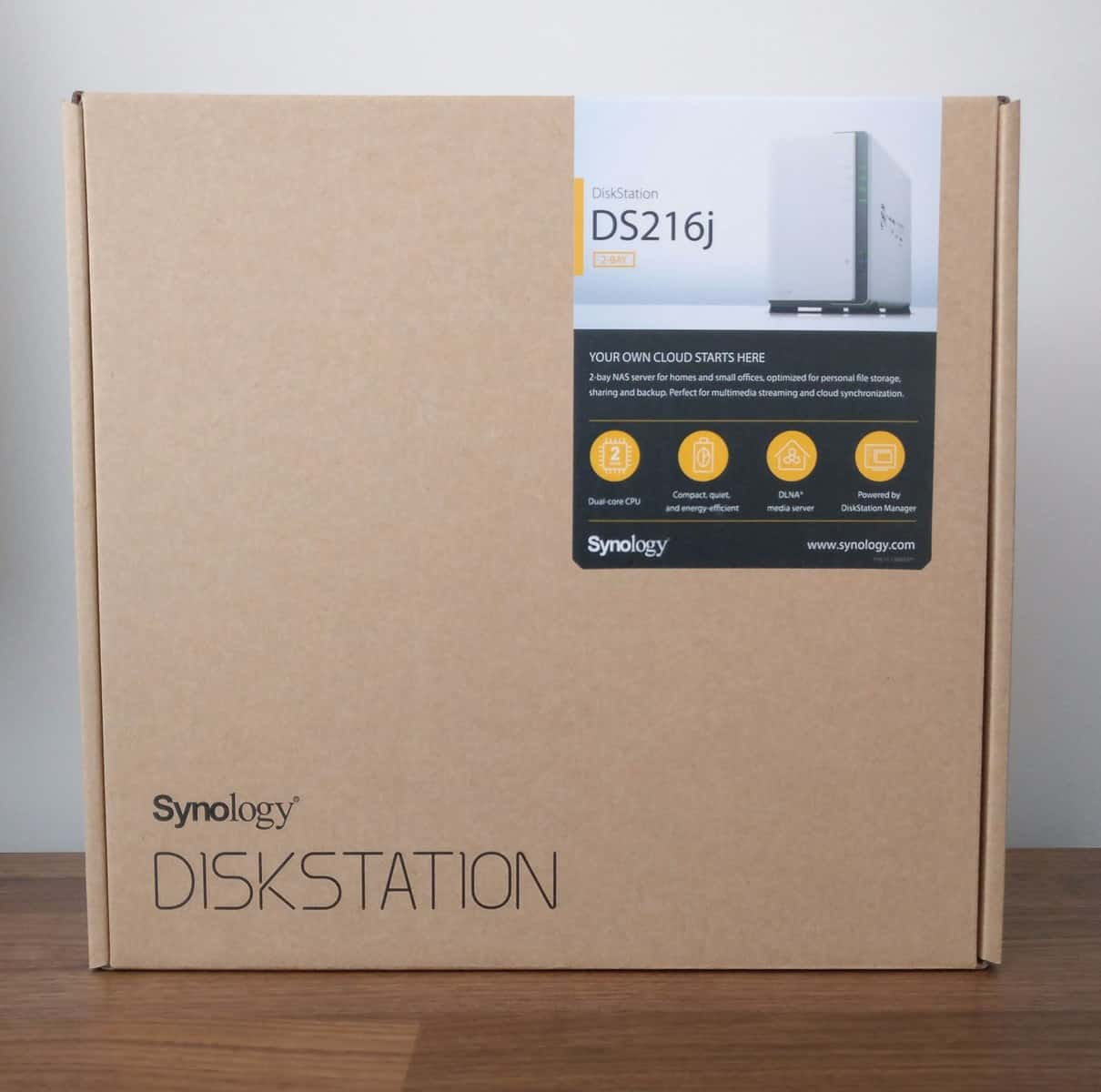 Synology-DS216J-NAS-Photos-01 Synology DS216J 2 Bay NAS Review - The Perfect Backup Solution