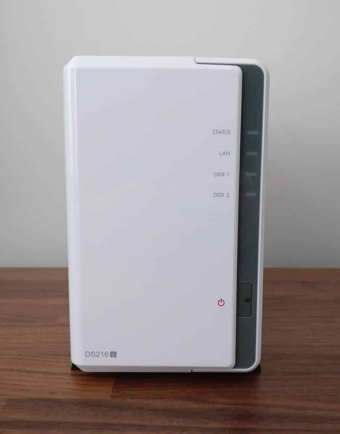 Synology-DS216J-NAS-Photos-08 Synology DS216J 2 Bay NAS Review - The Perfect Backup Solution