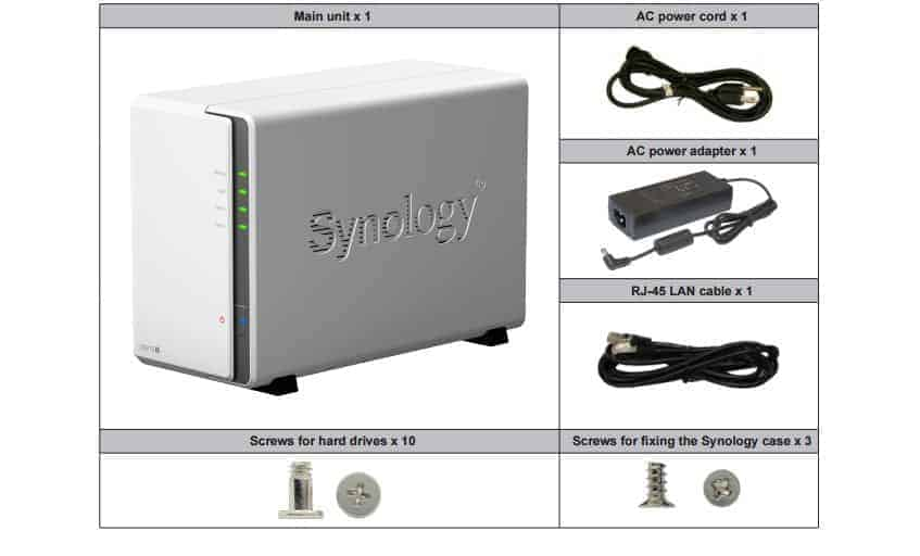 Synology-DS216J-Screens-03 Synology DS216J 2 Bay NAS Review - The Perfect Backup Solution