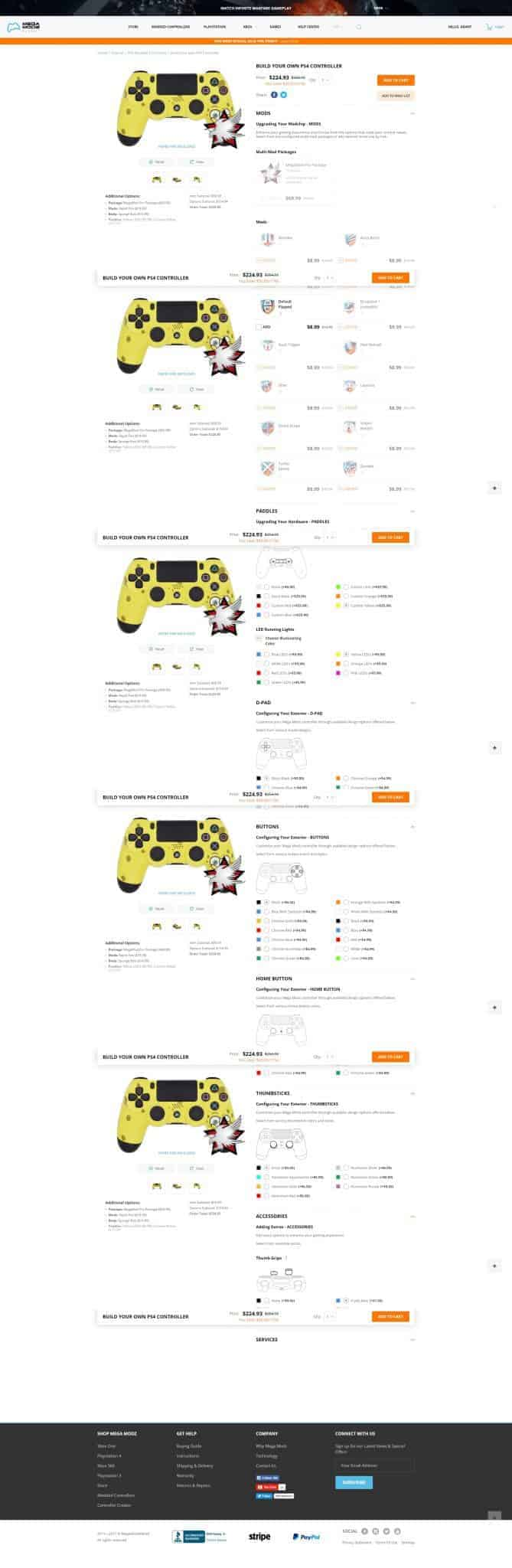 megamodz-ps4cart.png Mega Modz Planet Modded PS4 and Xbox One Controller Review