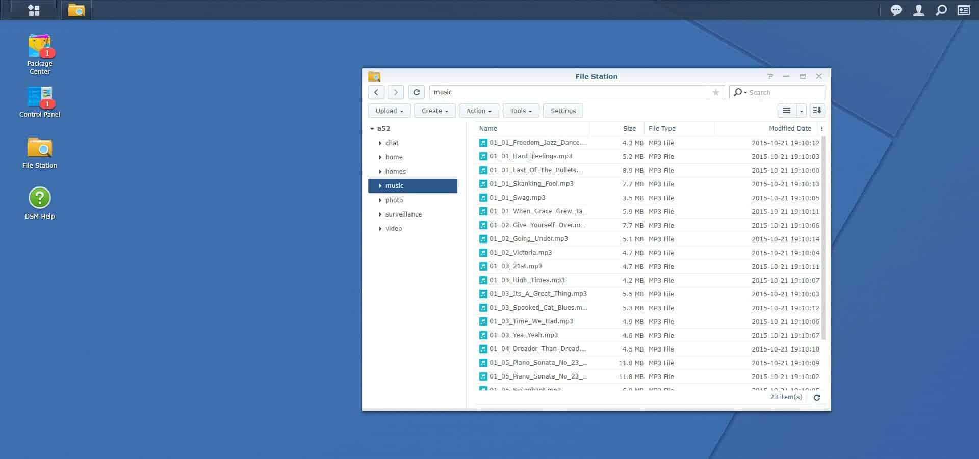 Synology-DS1517-Screens10 Synology DS1517+ 5 Bay NAS Review