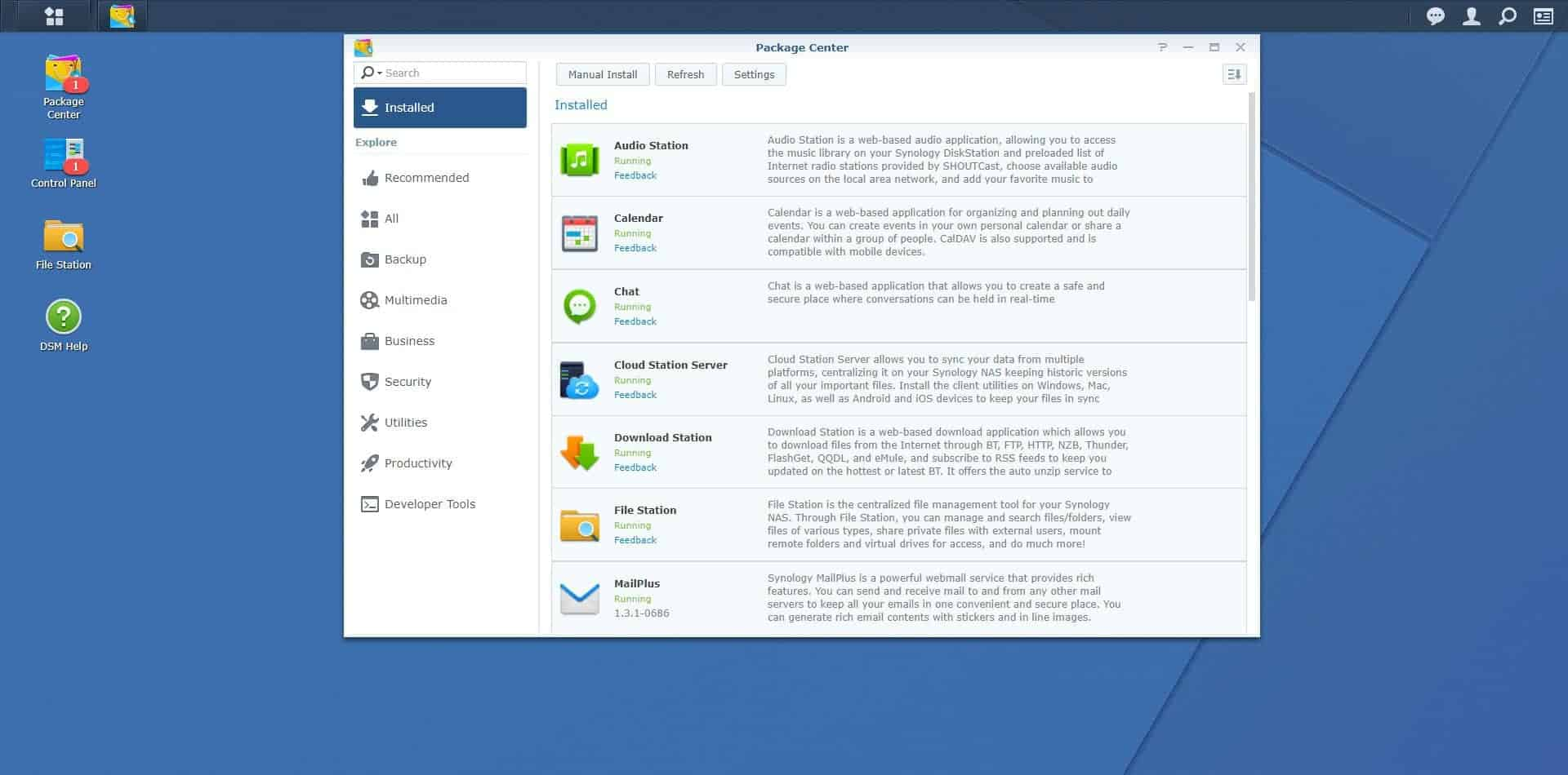 Synology-DS1517-Screens14 Synology DS1517+ 5 Bay NAS Review