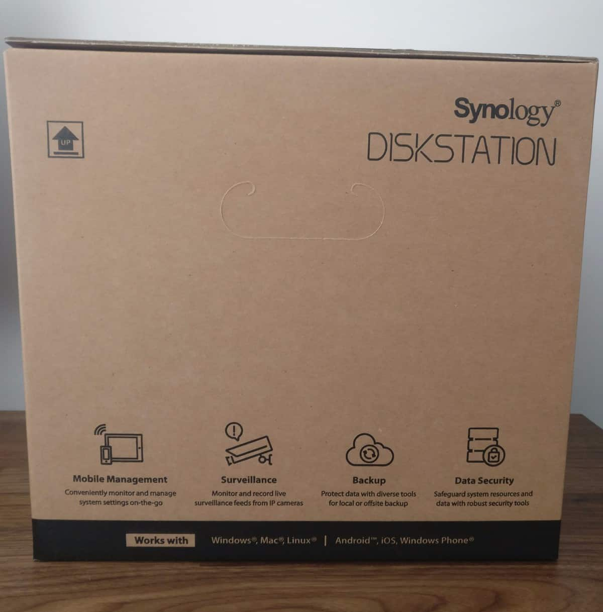 Synology-DS1517-Screens22 Synology DS1517+ 5 Bay NAS Review