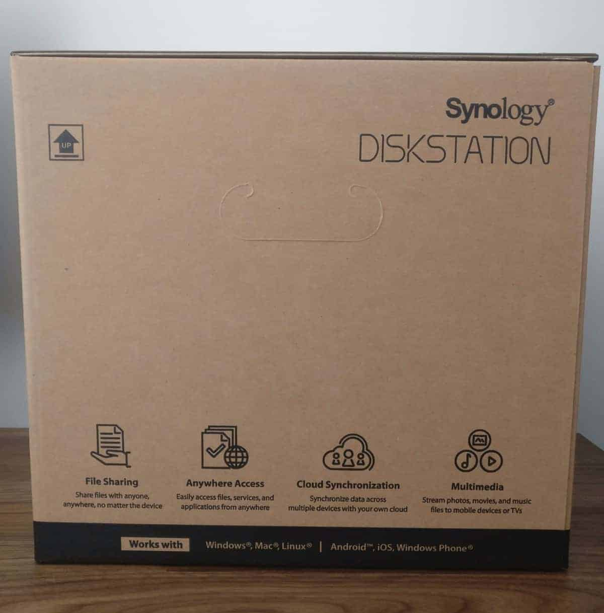 Synology-DS1517-Screens24 Synology DS1517+ 5 Bay NAS Review