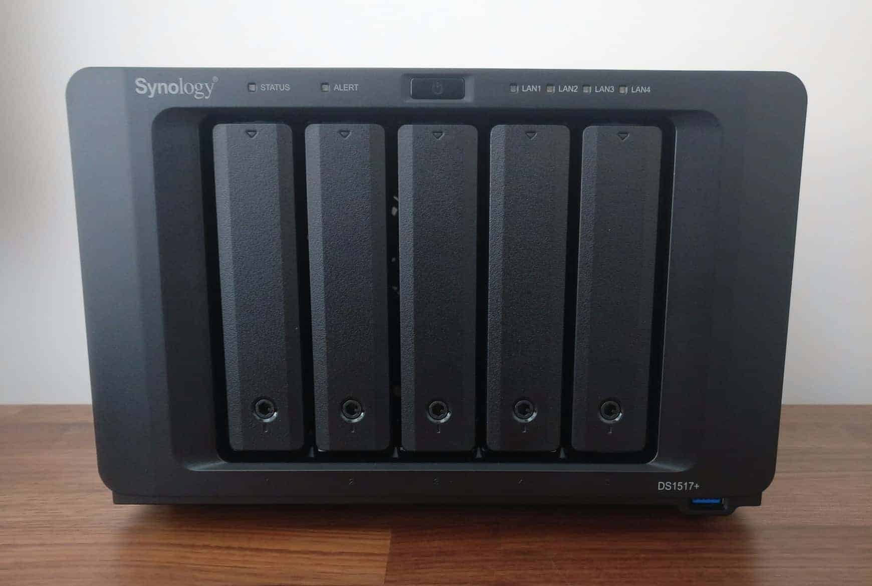Synology-DS1517-Screens27 Synology DS1517+ 5 Bay NAS Review