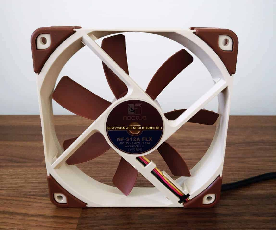 Noctua-Case-Fans-Photos17 Noctua NF-S12A 120mm Case Fan Review