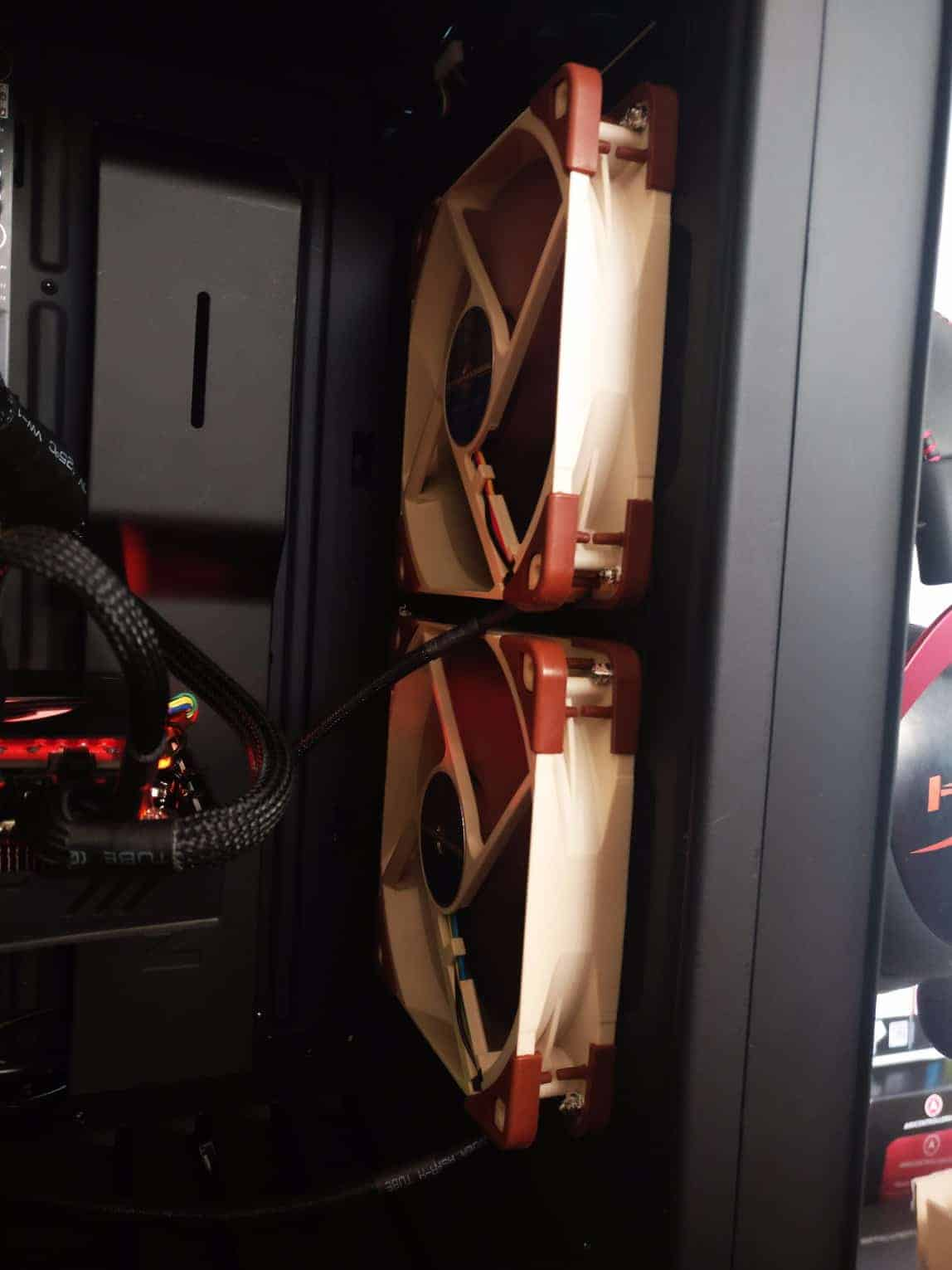 Noctua-Case-Fans-Photos22 Noctua NF-S12A 120mm Case Fan Review