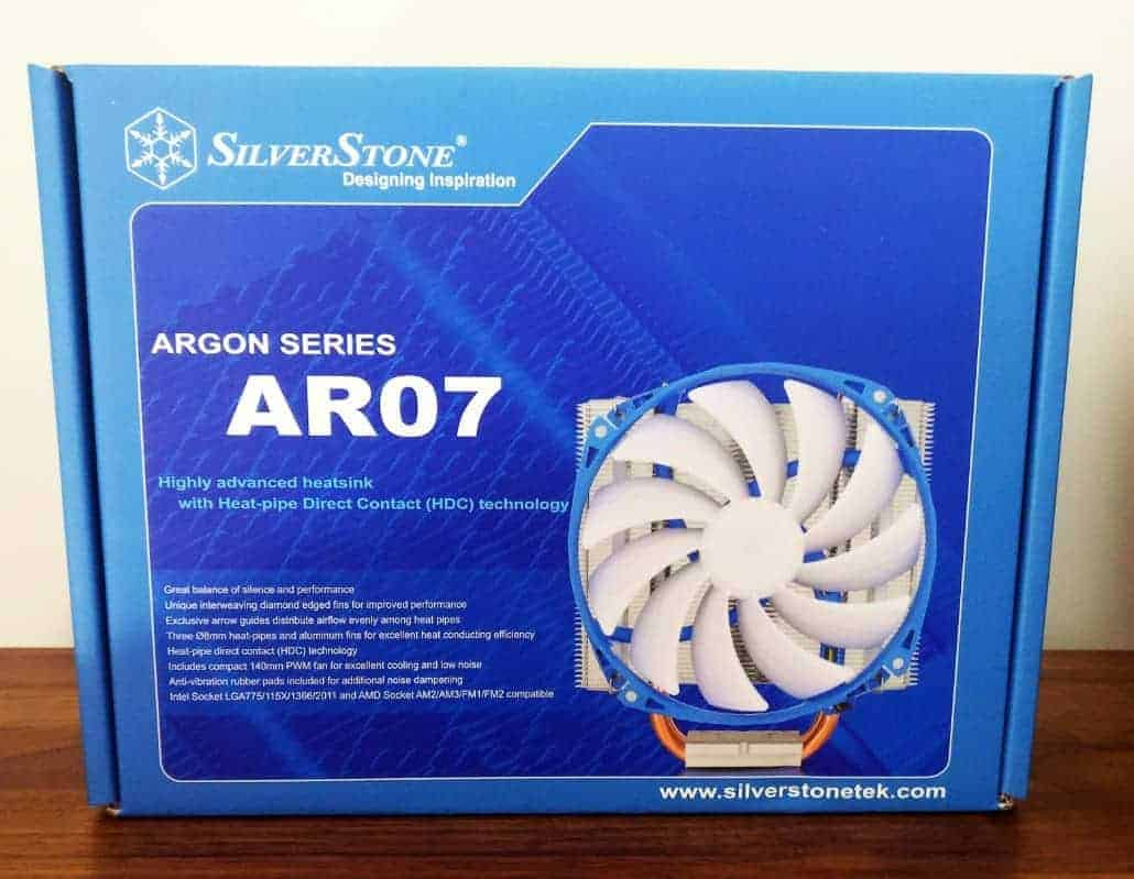 Silverstone-AR07-Photos01 Silverstone Argon AR07 CPU Cooler Review