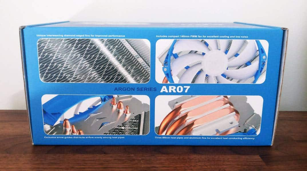 Silverstone-AR07-Photos03 Silverstone Argon AR07 CPU Cooler Review