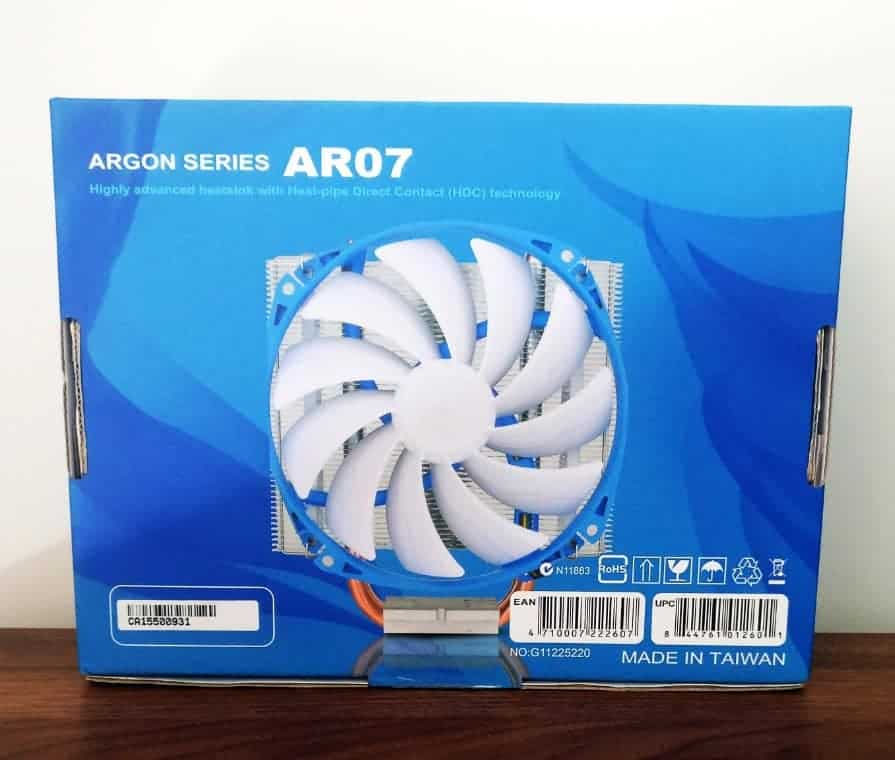 Silverstone-AR07-Photos05 Silverstone Argon AR07 CPU Cooler Review