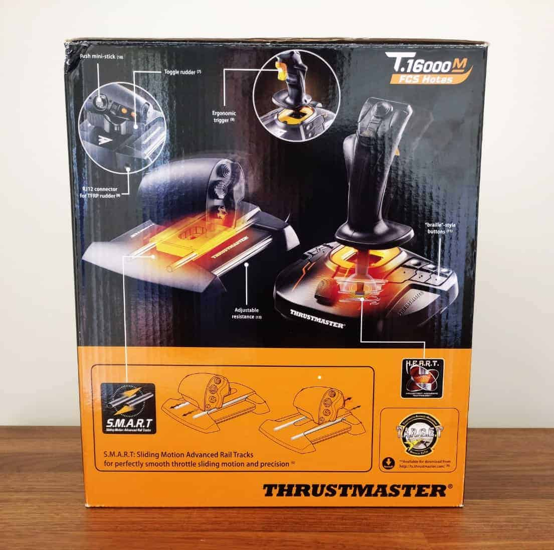 Thrustmaster-Flightstick-Photos02 Thrustmaster T.16000M FCS Hotas Joystick Review