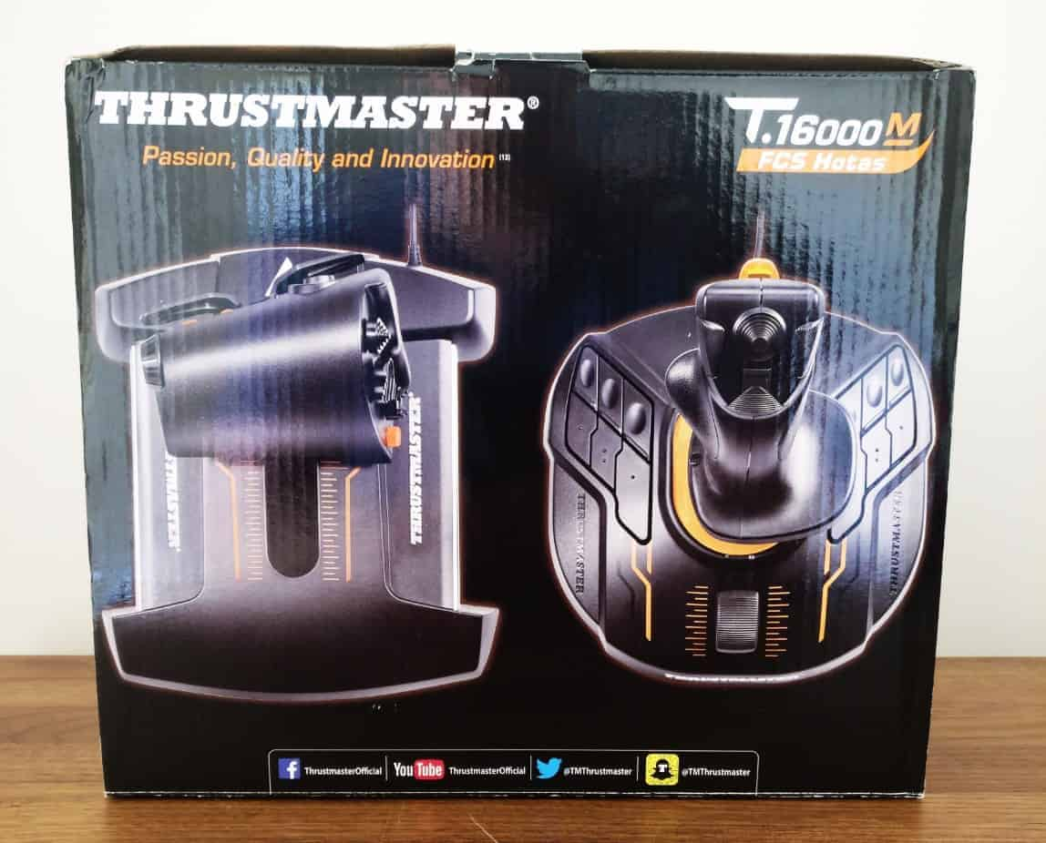 Thrustmaster-Flightstick-Photos05 Thrustmaster T.16000M FCS Hotas Joystick Review