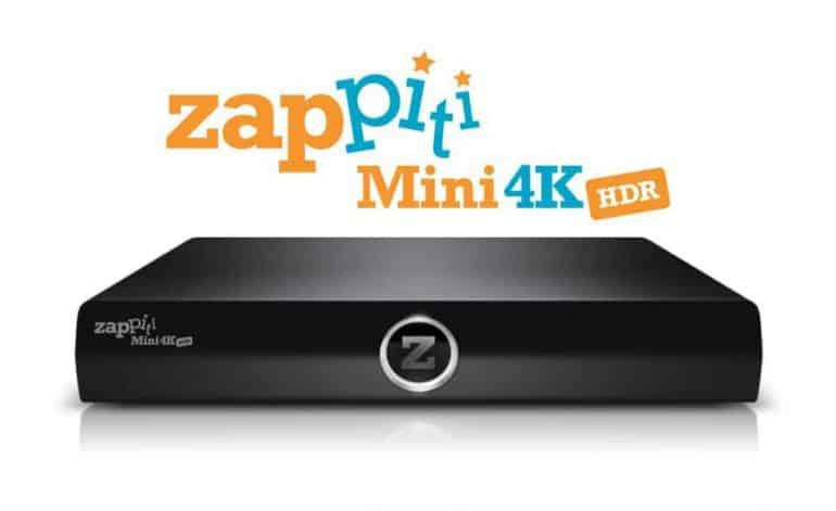 Zappiti Mini 4K HDR Review - The Streaming Blog