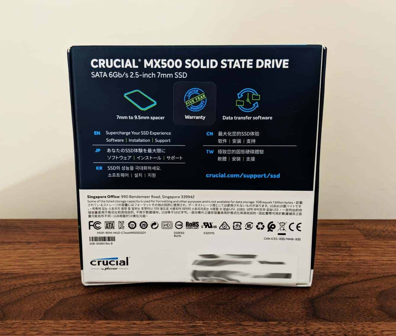 Crucial-MX500-1TB-Photos14 Crucial MX500 1TB SSD Review