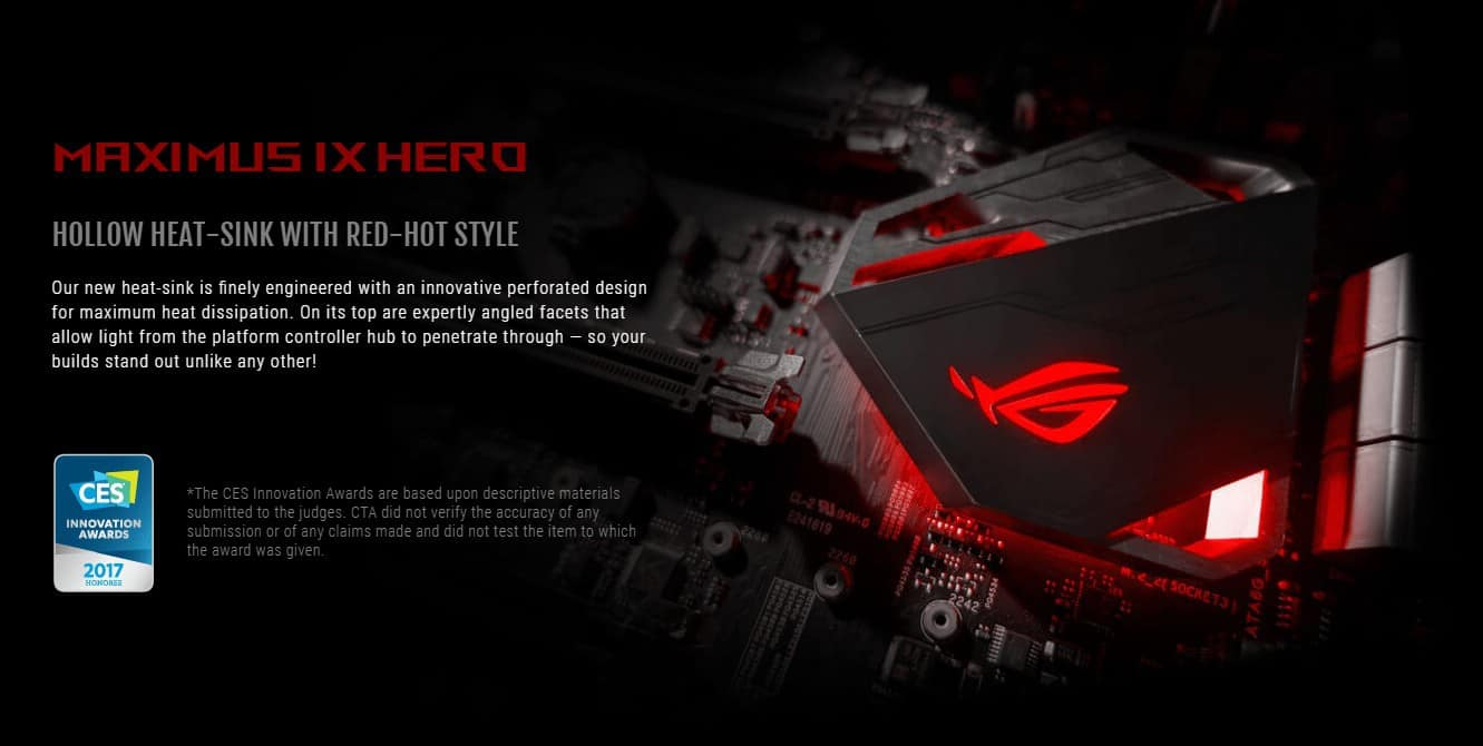 60e3daf783fb1f1969d043bca1f7d88b Asus ROG Maximus IX Hero Review