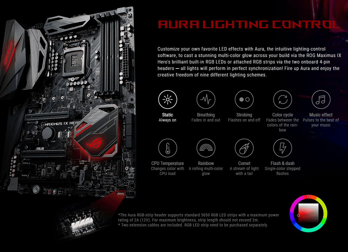 79b73dc6c2a3a8f705cbfb59ba4489aa Asus ROG Maximus IX Hero Review