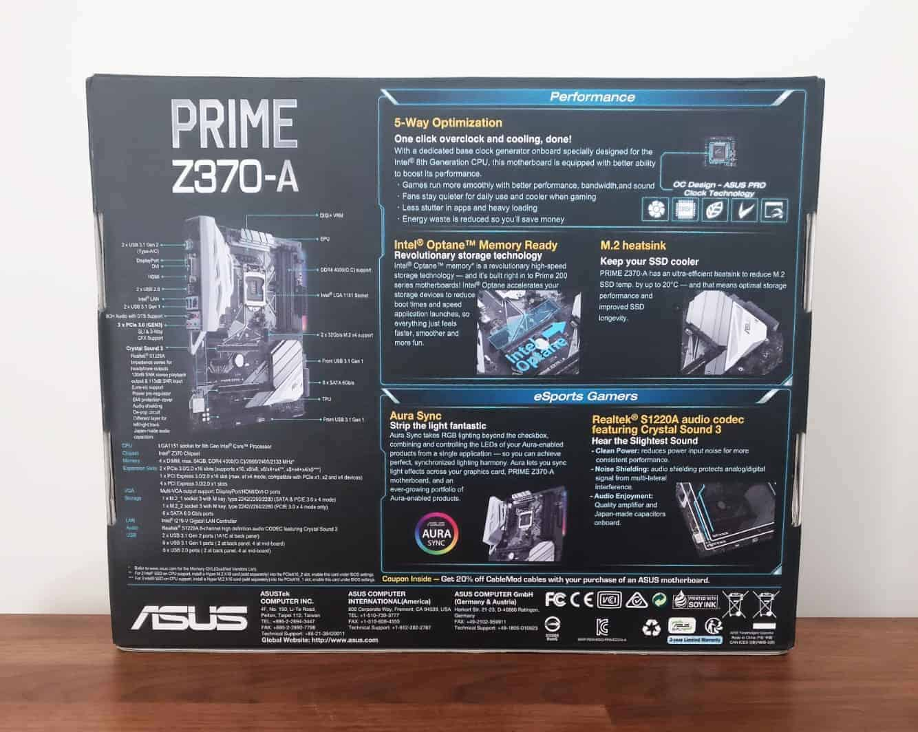 asus-prime-photos25 ASUS Prime Z370-A Motherboard Review
