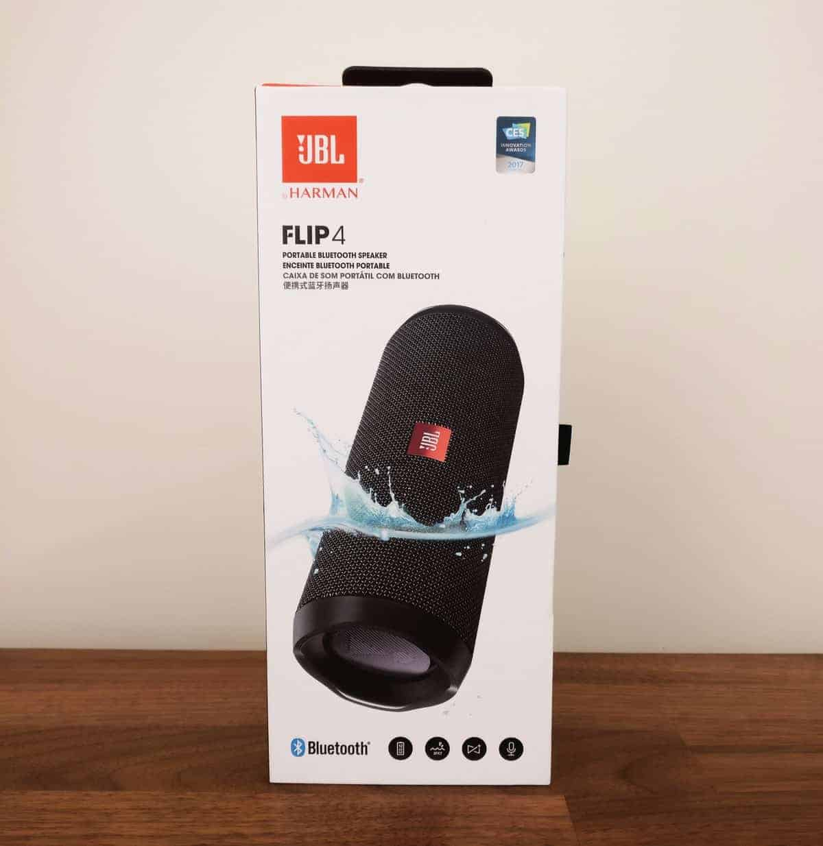 jbl flip 4 bluetooth speaker review the streaming blog. Black Bedroom Furniture Sets. Home Design Ideas