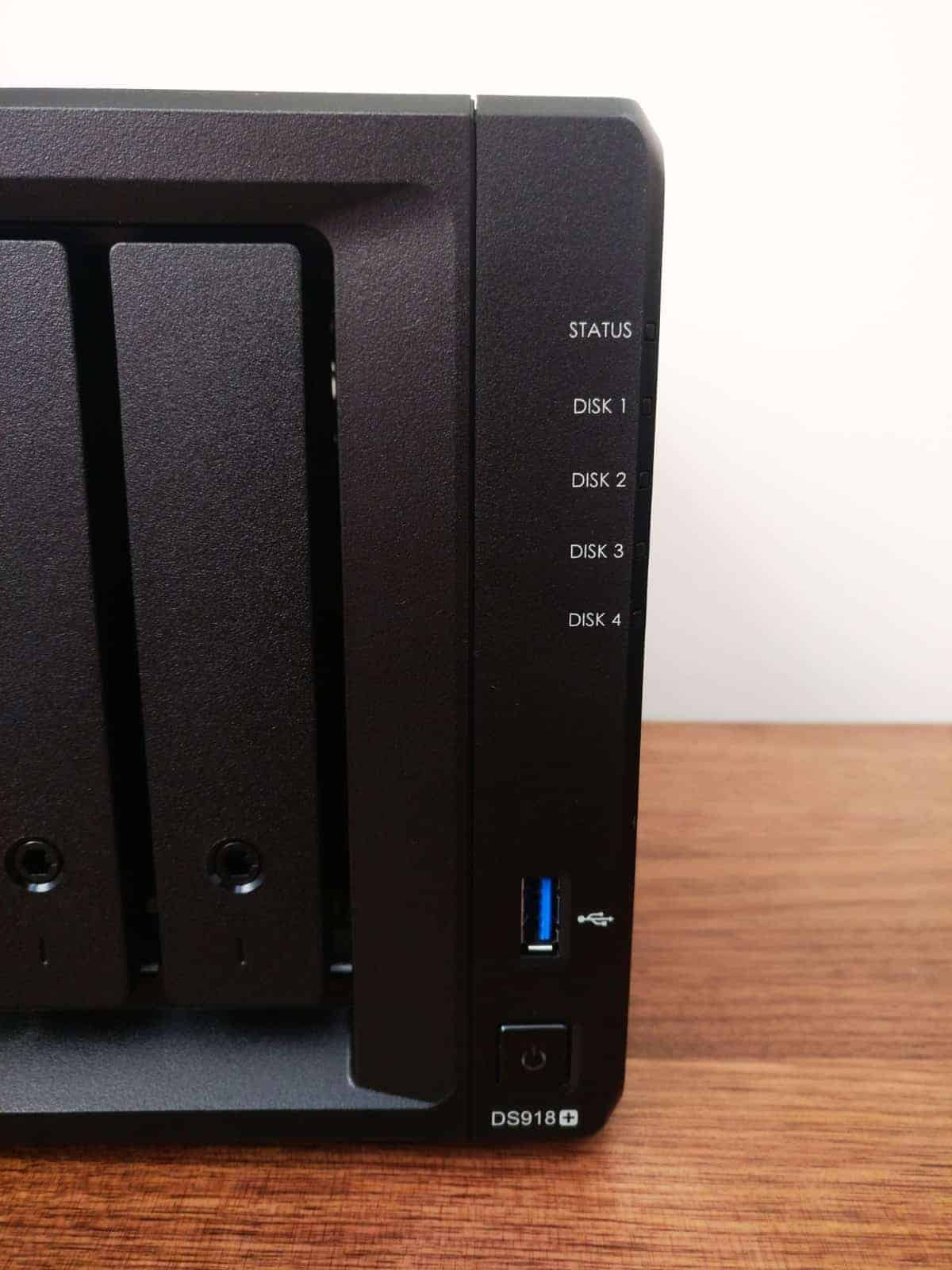 Synology-DS918-13 Synology DS918+ 4 Bay NAS Review