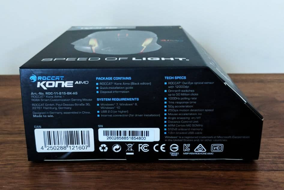 Roccat-Kone-Aimo-Photos-01 Roccat Kone AIMO Gaming Mouse Review