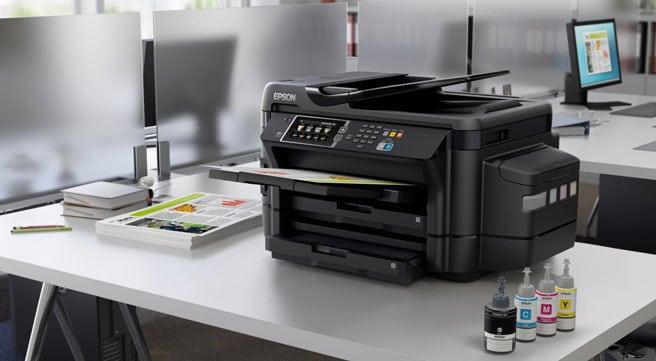 Epson Launches First Double Sided A3 4 In 1 Inkjet