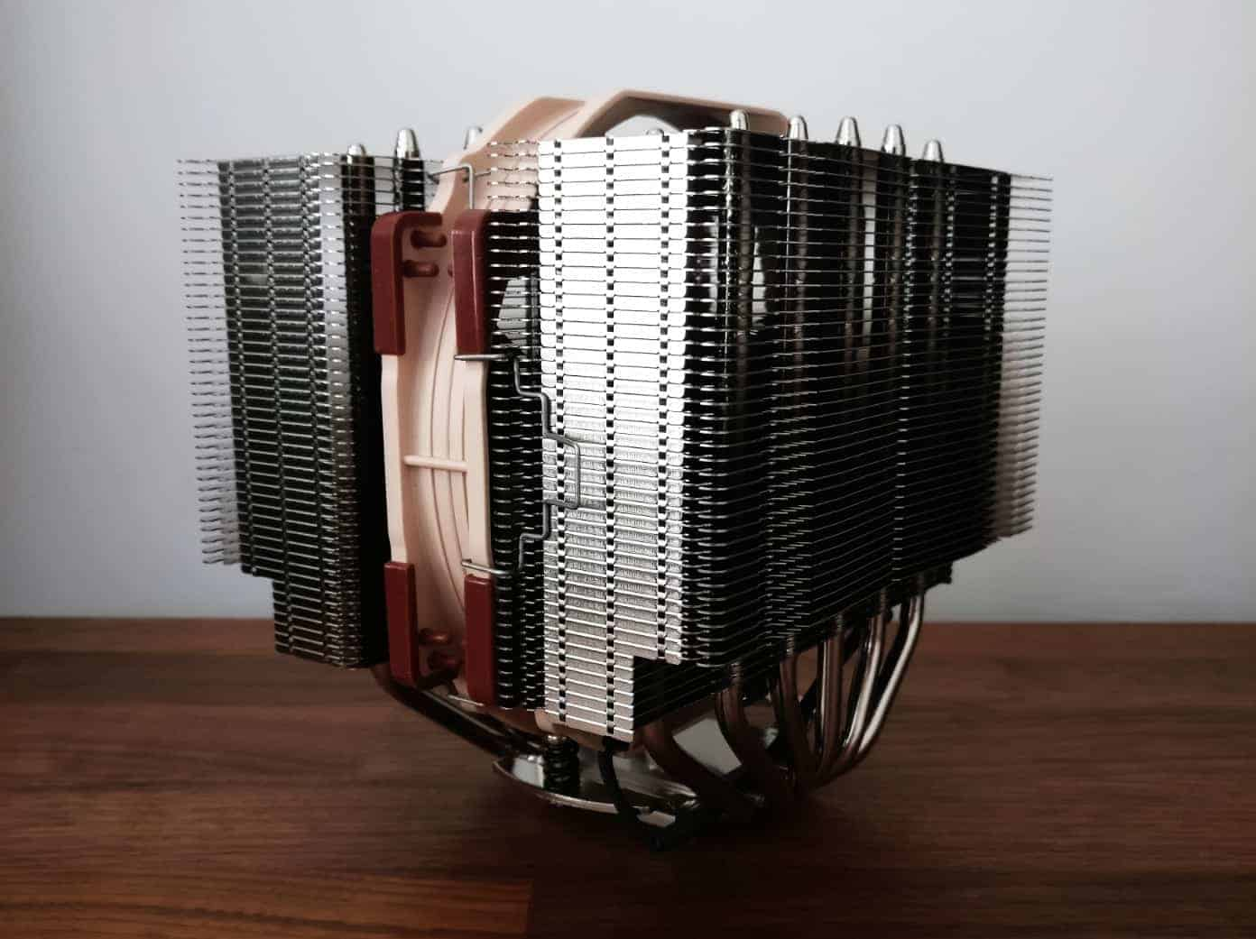 Noctua-DS15-10 Noctua NH-D15S Review