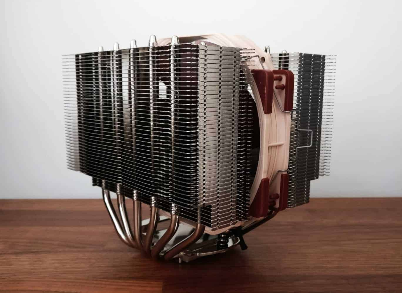 Noctua-DS15-12 Noctua NH-D15S Review