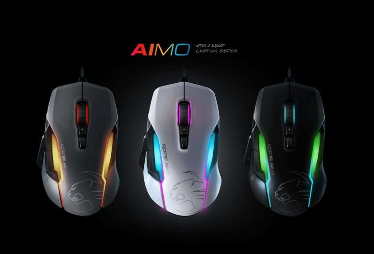 5ddb5b14bd4 Roccat Kone AIMO Gaming Mouse Review | The Streaming Blog
